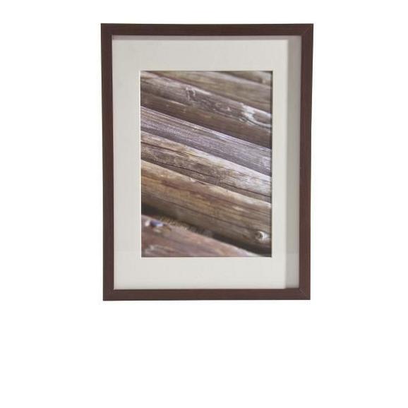 Okvir Za Slike Gitta - wenge, Moderno, steklo/leseni material (30/40cm) - Mömax modern living