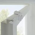 Klemmrollo Klemm Light, ca. 60x160cm - Weiß, MODERN, Textil/Metall (60/160cm) - Premium Living