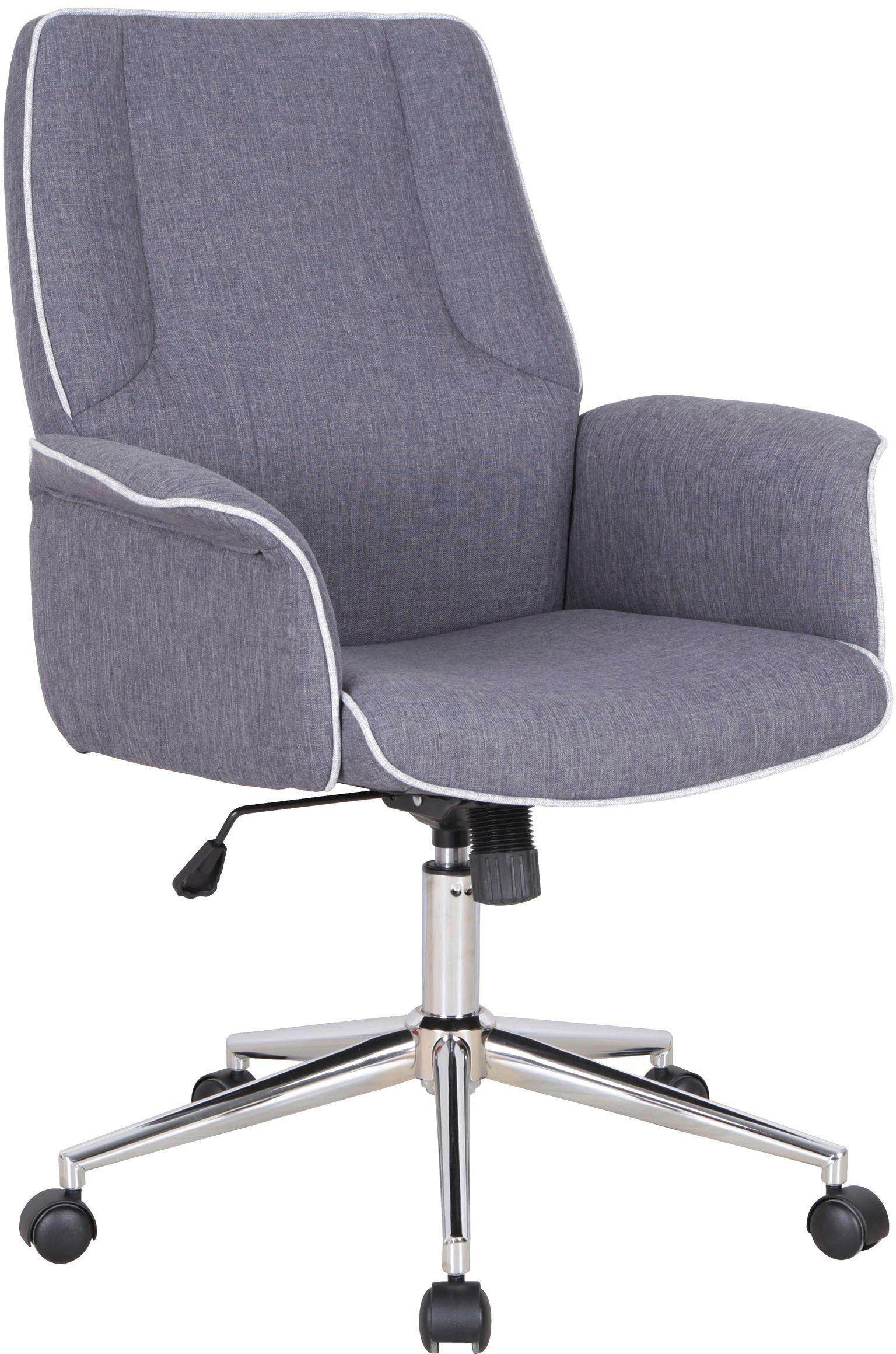 Schreibtischstuhl modern grau  Drehstuhl in Grau online kaufen ➤ mömax