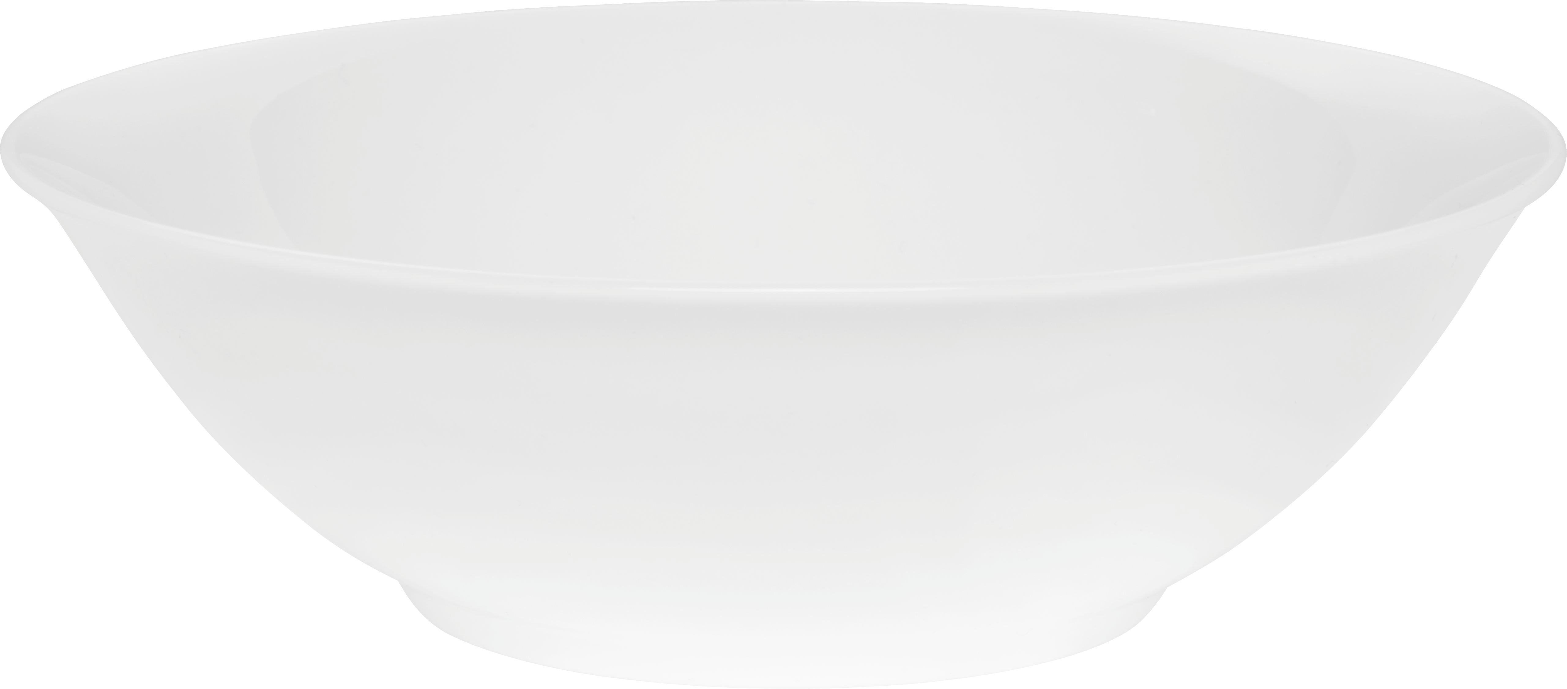Schüssel Bonnie in Weiß - Weiß, MODERN, Keramik (15,9cm) - MÖMAX modern living