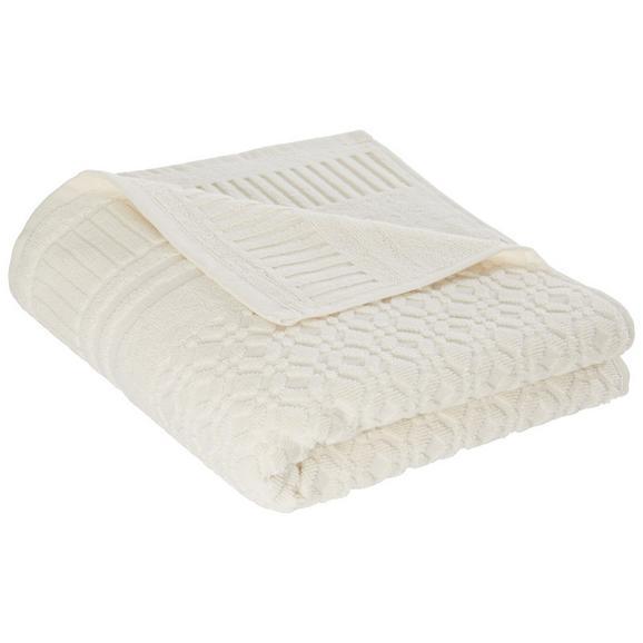 Brisača Carina -top- - bela, Romantika, tekstil (50/100cm) - Mömax modern living
