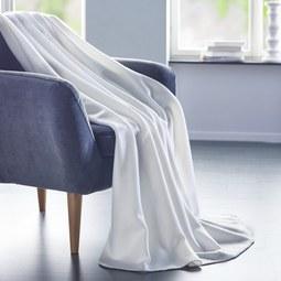 Fleecedecke Anni 130x170cm - Naturfarben, KONVENTIONELL, Textil (130/170cm) - Mömax modern living