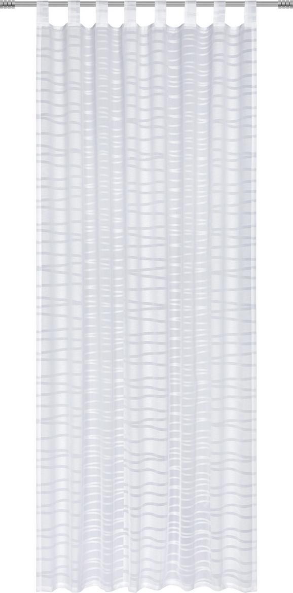 Schlaufenschal Ivan in Weiß, ca. 140x245 cm - Weiß, MODERN, Textil (140/245cm) - MÖMAX modern living
