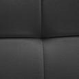 Sessel Merlin inkl. Hocker - Dunkelgrau/Buchefarben, MODERN, Holz/Textil (71/98/80cm) - Bessagi Home