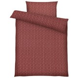 Posteljnina Pure Easy - bordo, tekstil (140/200cm) - MÖMAX modern living