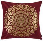 Okrasna Blazina Marokko - rdeča, Trendi, tekstil (45/45cm) - Mömax modern living