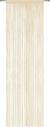 Fadenstore Victoria, ca. 90x245cm - Creme, Textil (90/245cm) - MÖMAX modern living