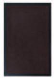Fußmatte Eton in Braun, ca. 40x60cm - Braun, LIFESTYLE, Textil (40/60cm) - Mömax modern living