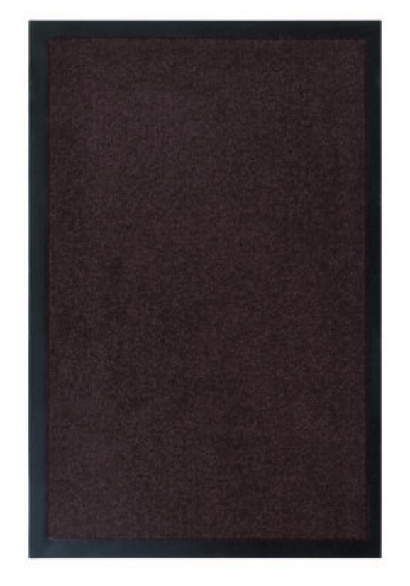 Predpražnik Eton - rjava, Trendi, tekstil (40/60cm) - Mömax modern living