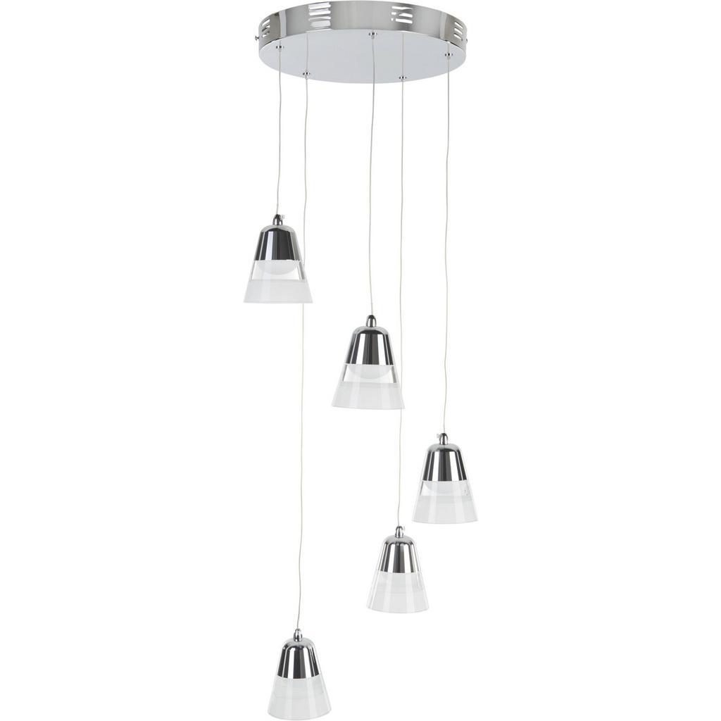 LED-Hängeleuchte max. 5 Watt 'Romi'