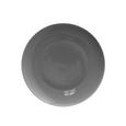 Desertni Krožnik Sandy - siva, Konvencionalno, keramika (20,4/1,8cm) - Mömax modern living