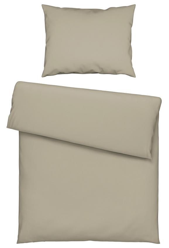 Posteljina Stone Washed Uni - prirodne boje, Romantik / Landhaus, tekstil (140/200cm) - Mömax modern living
