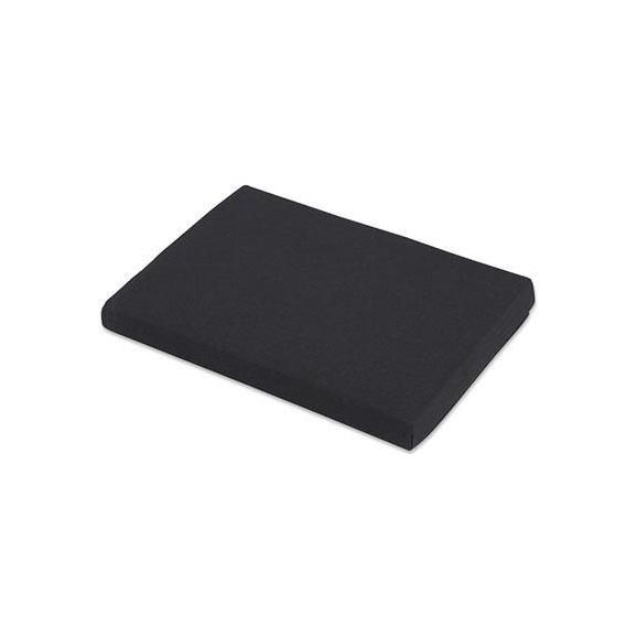 Gumis Lepedő Basic 100/200 - Fekete, Textil (100/200cm) - Mömax modern living