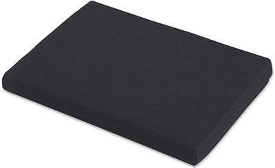 Gumis Lepedő Basic - fekete, textil (100/200cm) - MÖMAX modern living