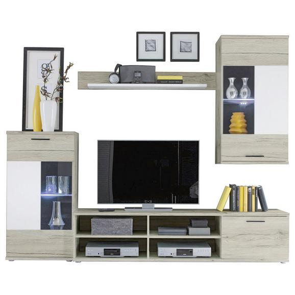 Dnevni Regal Frontal 1 - (230/185/38cm) - Mömax modern living