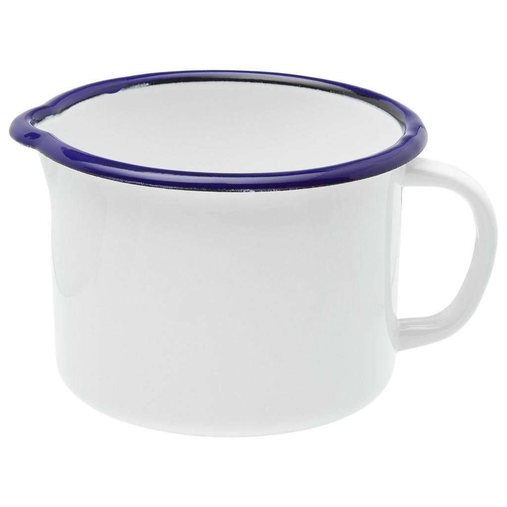 Milchtopf Leni aus Emaille ca. 1l