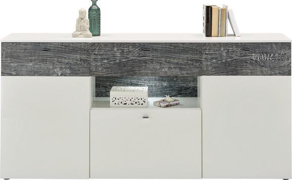 Sideboard Grau sideboard in grau weiß eiche kaufen mömax