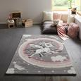 Kinderteppich Unicorn ca. 100x150cm - Multicolor, Textil (100/150cm) - Mömax modern living