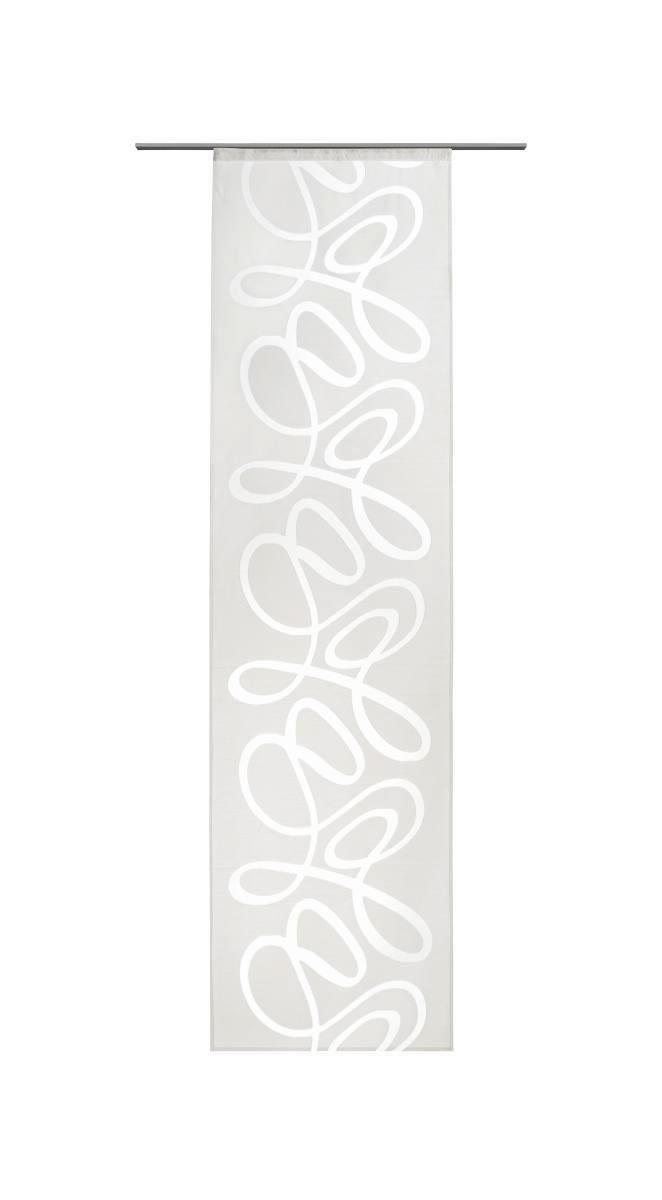 Lapfüggöny Bella - bézs, textil (60/245cm) - MÖMAX modern living
