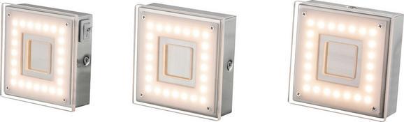 Beépíthető Lámpa Kerstin - konvencionális, Fém (9/9/3cm)
