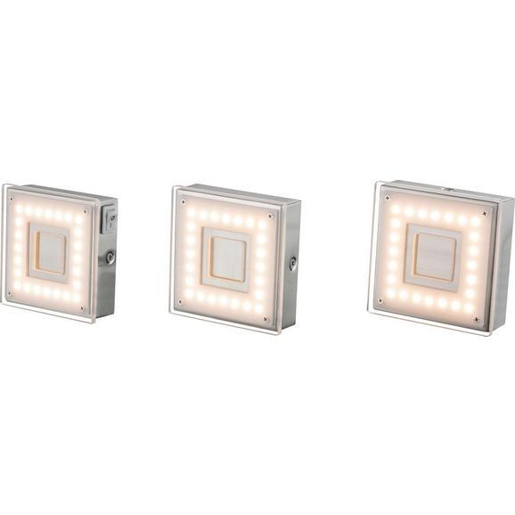 Podelementna Svetilka Kerstin - Konvencionalno, kovina (9/9/3cm)