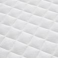 Kinderbettmatratze Badenia H1 ca. 70x140 cm - Weiß, KONVENTIONELL, Textil (140/70/10cm)
