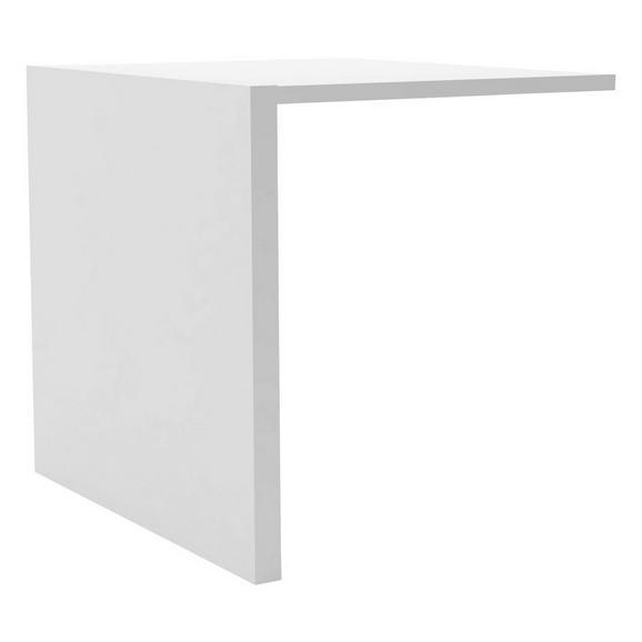Inneneinteilung in Weiß - Weiß, MODERN, Holzwerkstoff (46,5/52/54,4cm) - Based