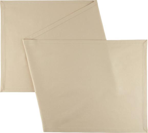 Asztali Futó Steffi - natúr színek, textil (45/240cm) - MÖMAX modern living