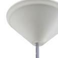 Pendelleuchte Larina - Weiß, MODERN, Metall (30/120cm) - Modern Living