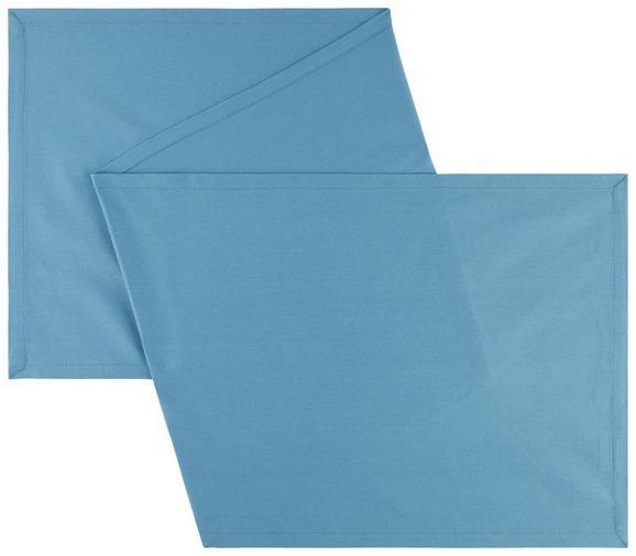 Nadprt Steffi -top- - modra, tekstil (45/150cm) - Mömax modern living