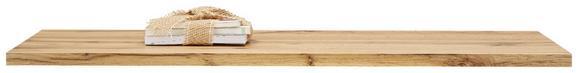 Wandboard Eiche - Eichefarben, Holz (80/1,8/35cm) - Mömax modern living