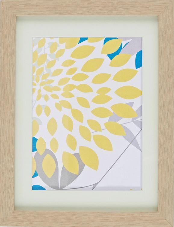 Okvir Za Slike Gitta - hrast, steklo/les (18/24cm) - Mömax modern living