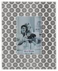 Okvir Za Slike Pattern - črna/bela, les (23/1,5/28cm) - Mömax modern living
