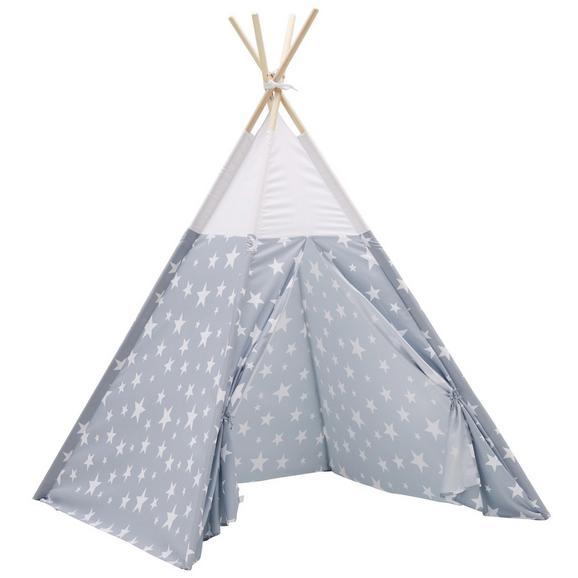 Zelt Aus Kunststoff : Zelt star grau weiß online kaufen mömax