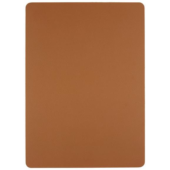 Tischset Diego verschiedene Farben - Beige/Schwarz, Kunststoff (46/33cm)