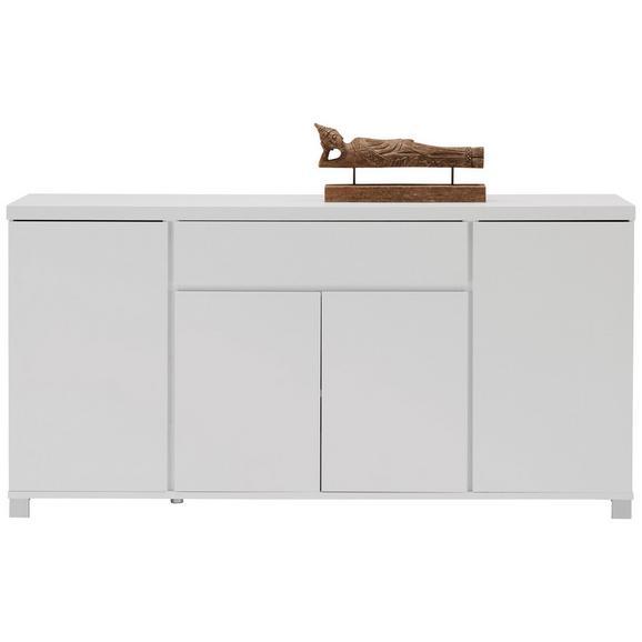 sideboard wei hochglanz online kaufen m max. Black Bedroom Furniture Sets. Home Design Ideas