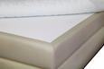 Postelja Boxspring Ascari - aluminij/sivo rjava, Moderno, umetna masa/tekstil (140/200cm) - Mömax modern living