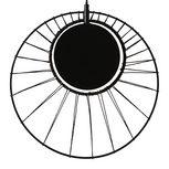 Viseča Svetilka Sun - črna, Trendi, kovina (41/164,5cm) - Modern Living