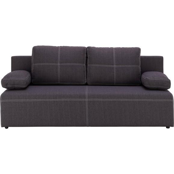 sofa in anthrazit online kaufen m max. Black Bedroom Furniture Sets. Home Design Ideas
