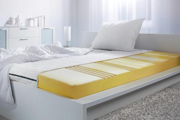 Kaltschaummatratze ca. 90x190cm - Textil (90/190cm) - NADANA