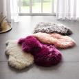 Ovčja Koža Emma - svetlo siva, tekstil (60/45cm) - Mömax modern living
