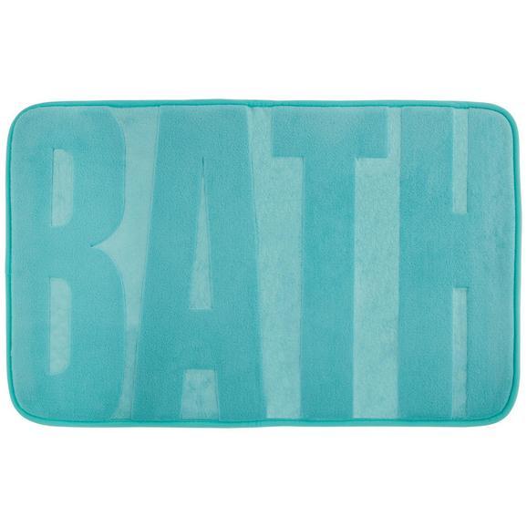 Kupaonski Otirač Bath - boje petroleja, Modern, tekstil (50/80cm) - Mömax modern living