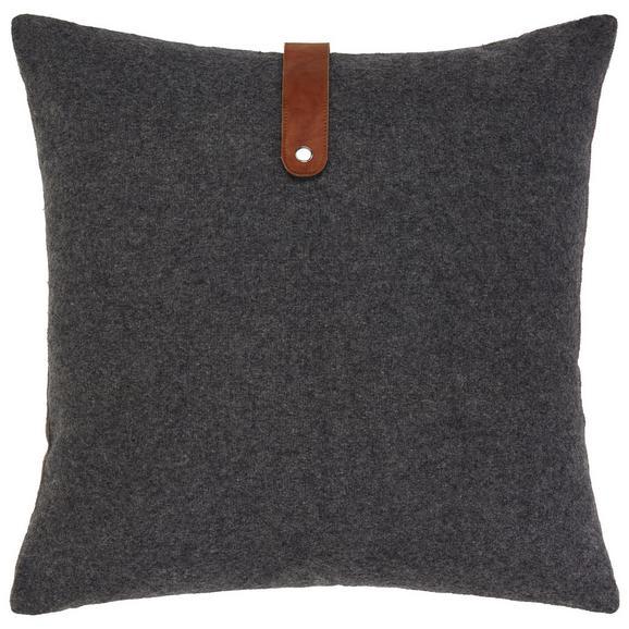 Okrasna Blazina Sven - siva, Moderno, tekstil (45/45cm) - Mömax modern living