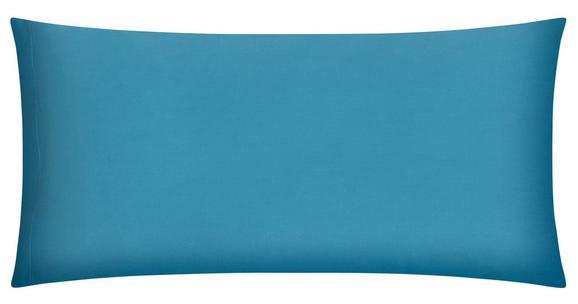 Prevleka Blazine Belinda - petrolej/turkizna, tekstil (40/80cm) - Premium Living