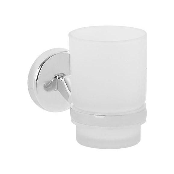 Lonček Za Umivanje Zob Vision - krom, kovina (7/9,5/11,5cm)