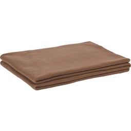 Fleecedecke Trendix Braun 130x180 cm - Braun, Textil (130 180 cm) - Mömax modern living