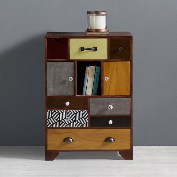 Kommode Heather - Multicolor, MODERN, Holz/Keramik (65/92/38cm) - Mömax modern living