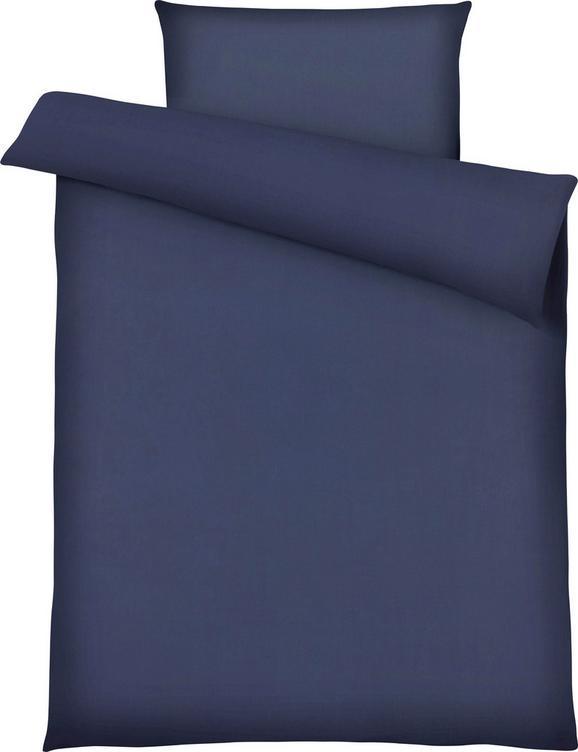 Ágyneműhuzat-garnitúra Marion - kék, textil (140/200cm) - premium living