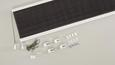 Plissee Free Grau ca. 100x130cm - Anthrazit, Textil (100/130cm) - Mömax modern living