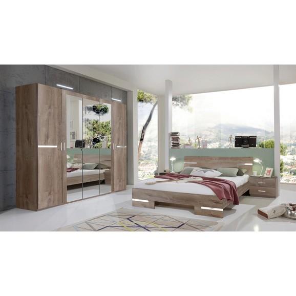 schlafzimmer in schlammfarben ca180x200cm schlammfarben modern holzwerkstoff 225 - Schlafzimmer Bilder Kaufen